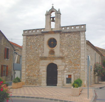 The chapel of St.Roch